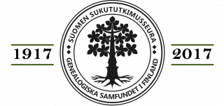 Genealogical Society of Finland.