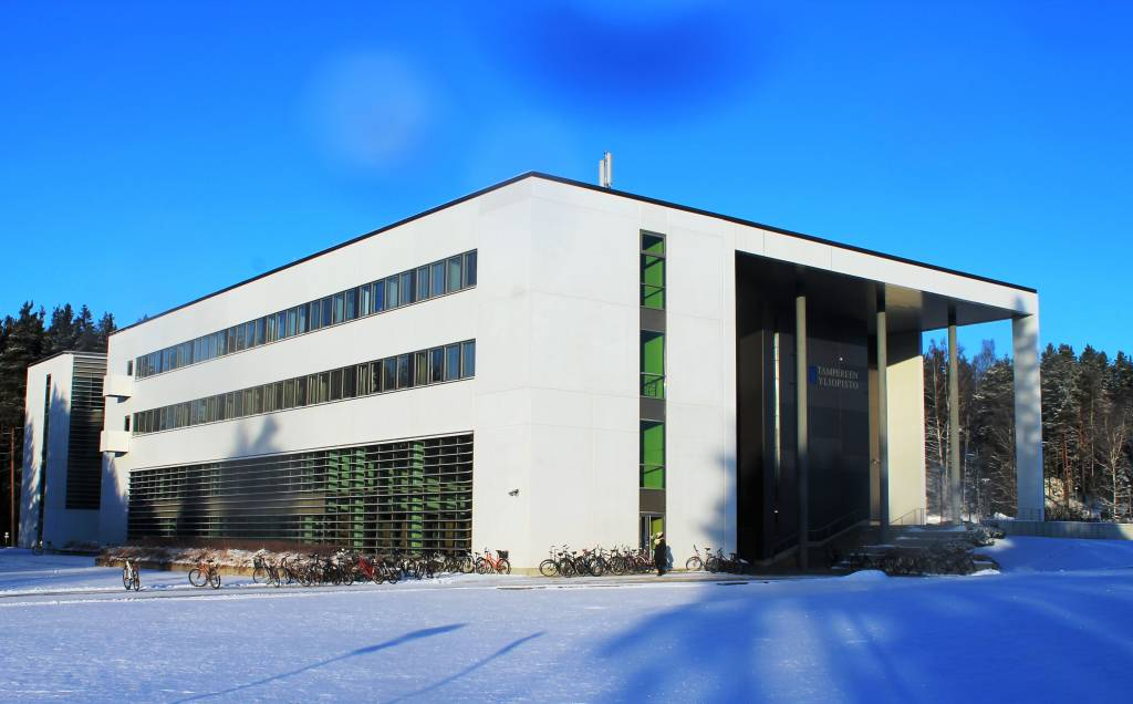 University of Tampere, Arvo building