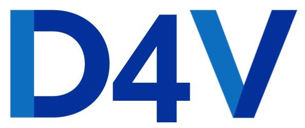 D4V Logo