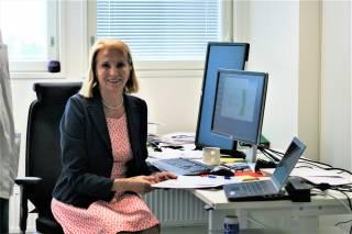 FICAM´s director prof. Tuula Heinonen