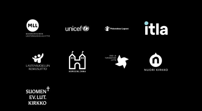 Järjestäjätahoina useita eri järjestäjiä ja instituutioita, mm. MLL, UNICEF ja Pelastakaa Lapset ry