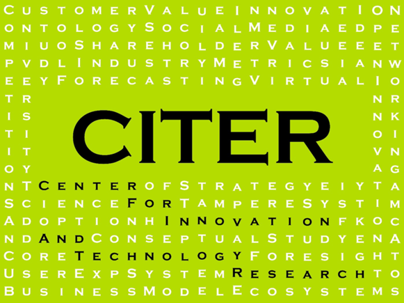 CITER (Center for Innovation and Technology Research)