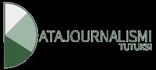 Datajournalismi tutuksi Logo
