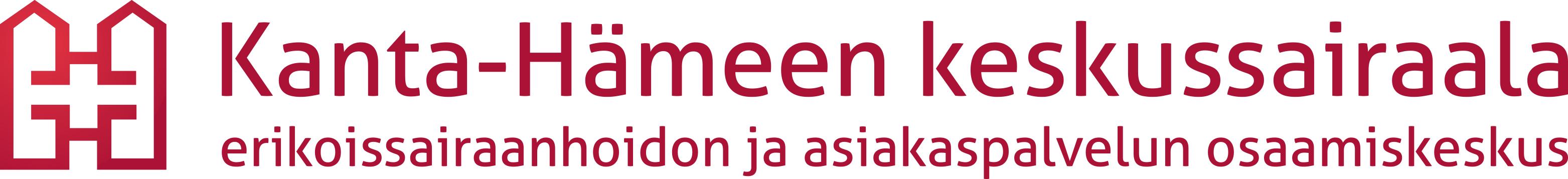 Kanta-Hämeen Keskussairaala logo