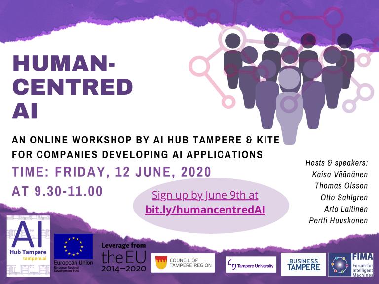 HumancentredAI webinar