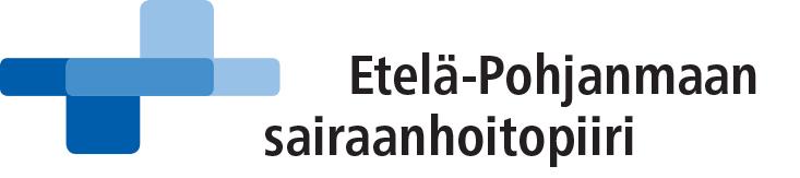 Etelä-Pohjanmaan sairaanhoitopiirin logo