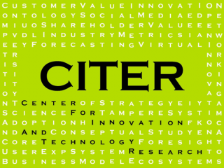 CITER (Center for Innovation and Technology Research