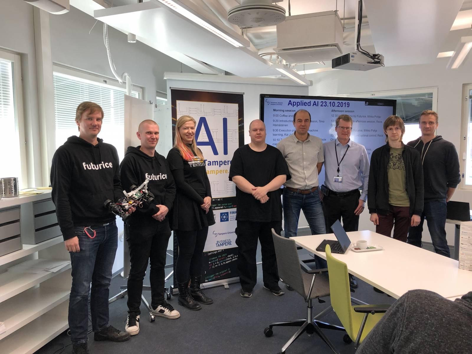 AI Hub Staff