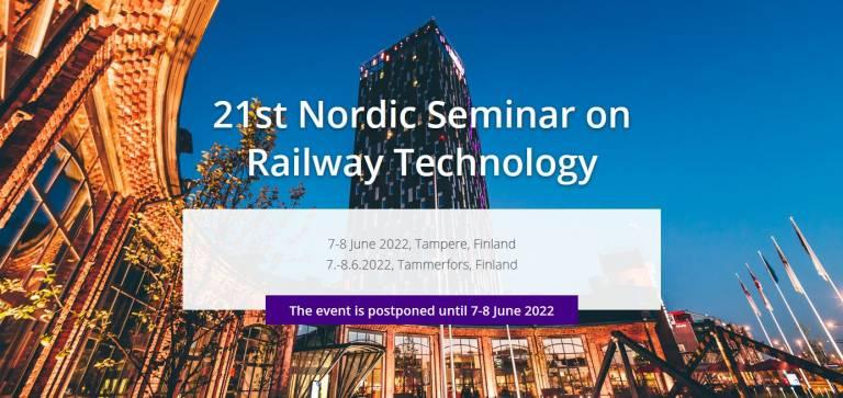 Nordic railway seminar 2022