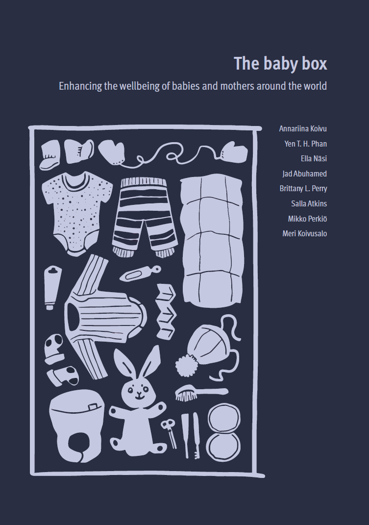 cover of the baby box report