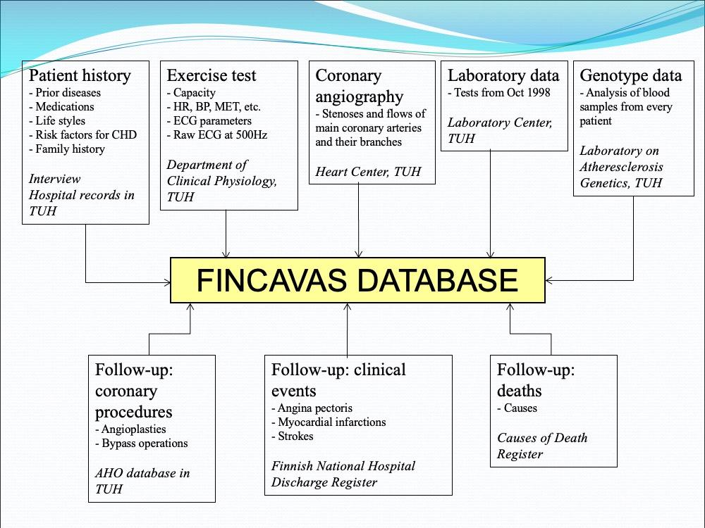 Fig1. FINCAVAS Study