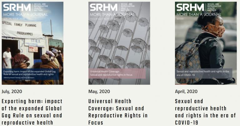 SRHM Journal