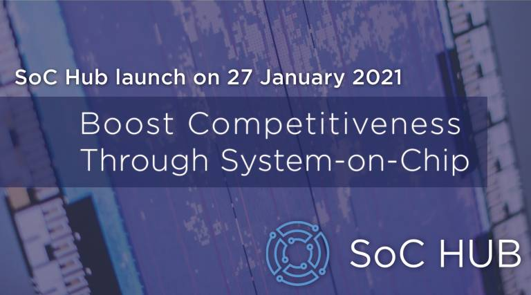 SoC Hub launch 27 January 2021