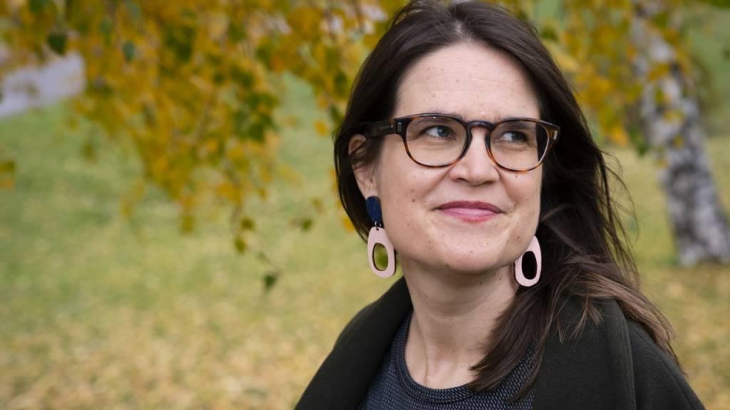 Johanna Kantola.
