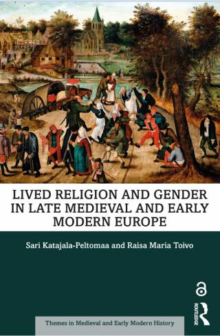 Cover image of the book Lived Religion and Gender in Late Medieval and Early Modern Europe