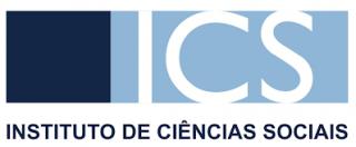 Logo, Instituto de Sciências Sociais, University of Lisbon