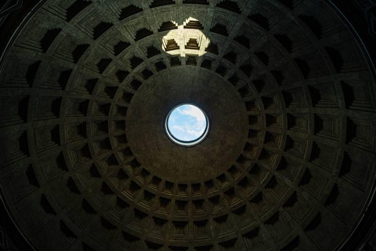 Pantheonin katto